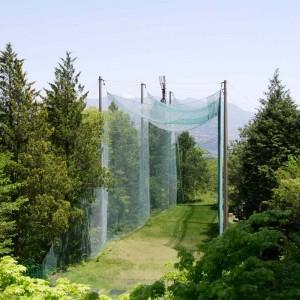 無料のゴルフ練習場