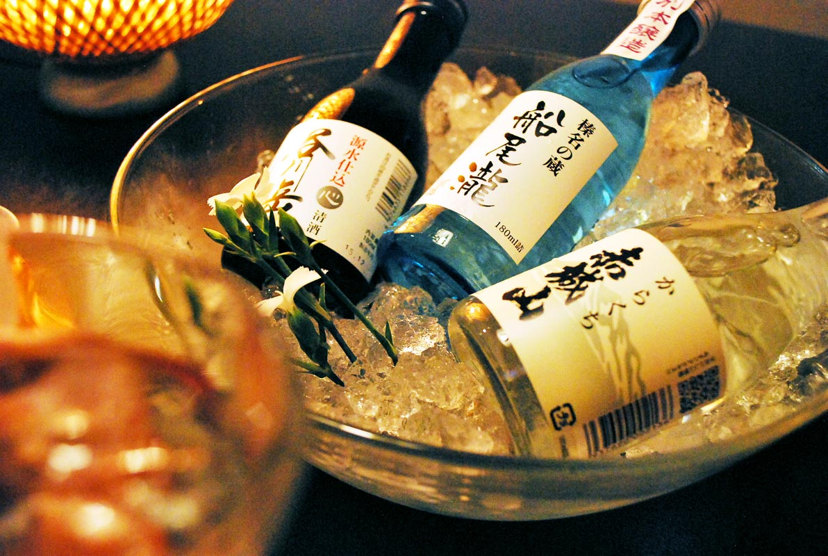 群馬の地酒飲み比べセット (本醸造)
